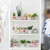 DIY vieille vaisselle : 12 idées géniales pour relooker de la vieille vaisselle en objet déco ! - Biba Magazine