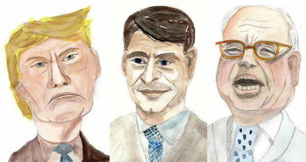 Caricatures (10)