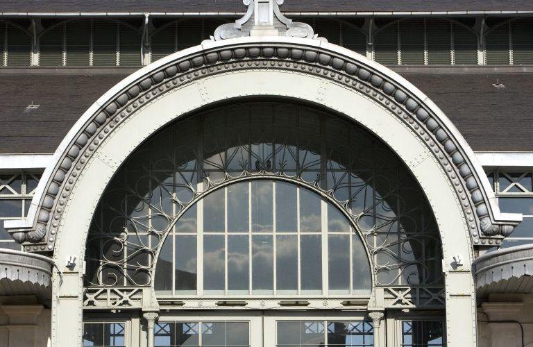 Parcours d'architecture tient salon