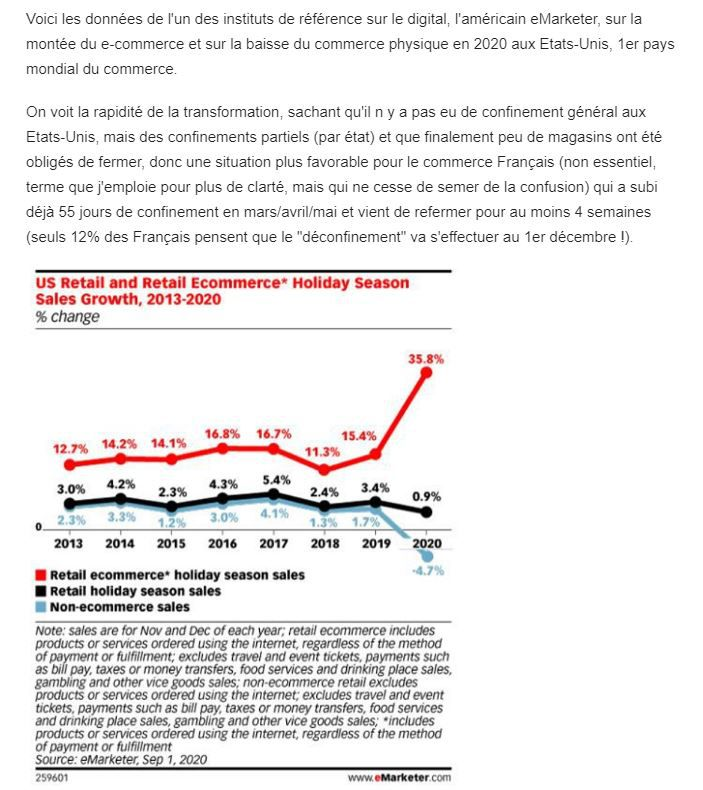 Dans les médias (201) : LSA : confinement :et si on regardait les décisions prises à l'étranger ?
