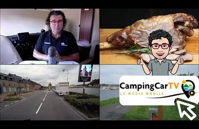"JT en camping-car N°168 - ""Quand on me dit j'y go...!"""