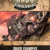 Savage Worlds Chase Examples PDF (#SWADE)