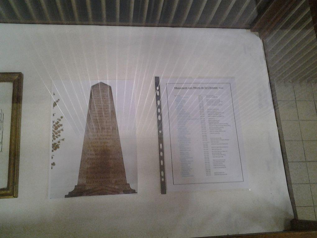 - SAINT - CLEMENT - EXPOSITION 14/18 -