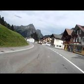Goldwing - retour du Tyrol Nauders 1