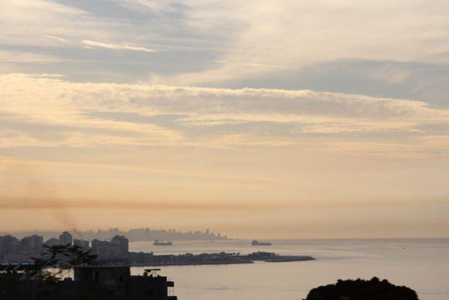 Couchers de soleil du Liban