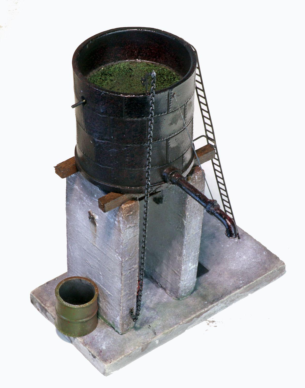 Château d'eau maraicher,PN Sud