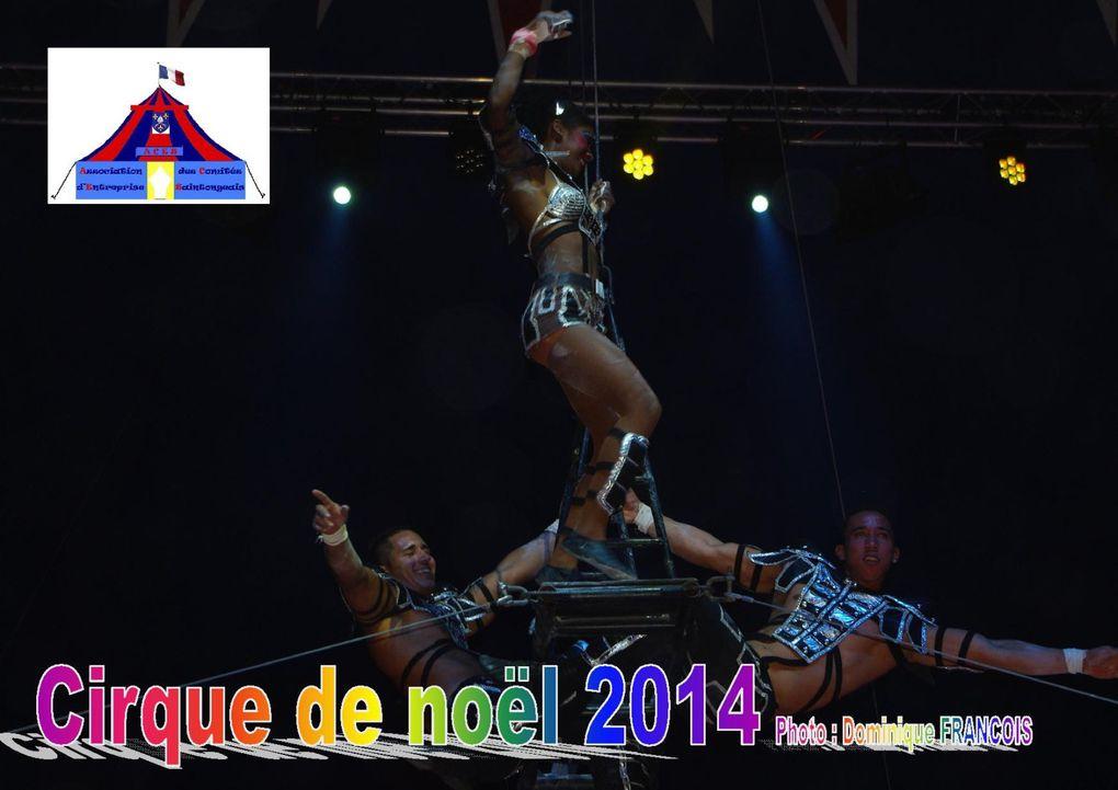Album - 2014-CIRQUE-E-NOEL
