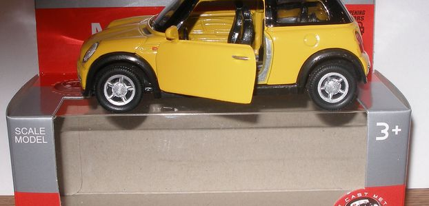 VOITURE  COLLECTION  MINI  COOPER