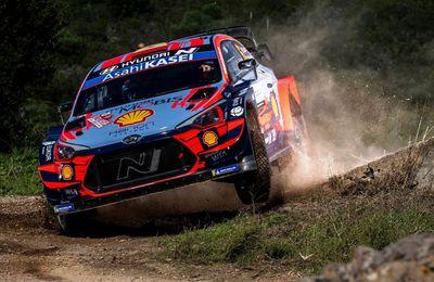 Le rallye Italie-Sardaigne en direct ce week-end sur Canal+Sport !