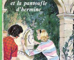 Alice et la pantoufle d'hermine de Caroline Quine