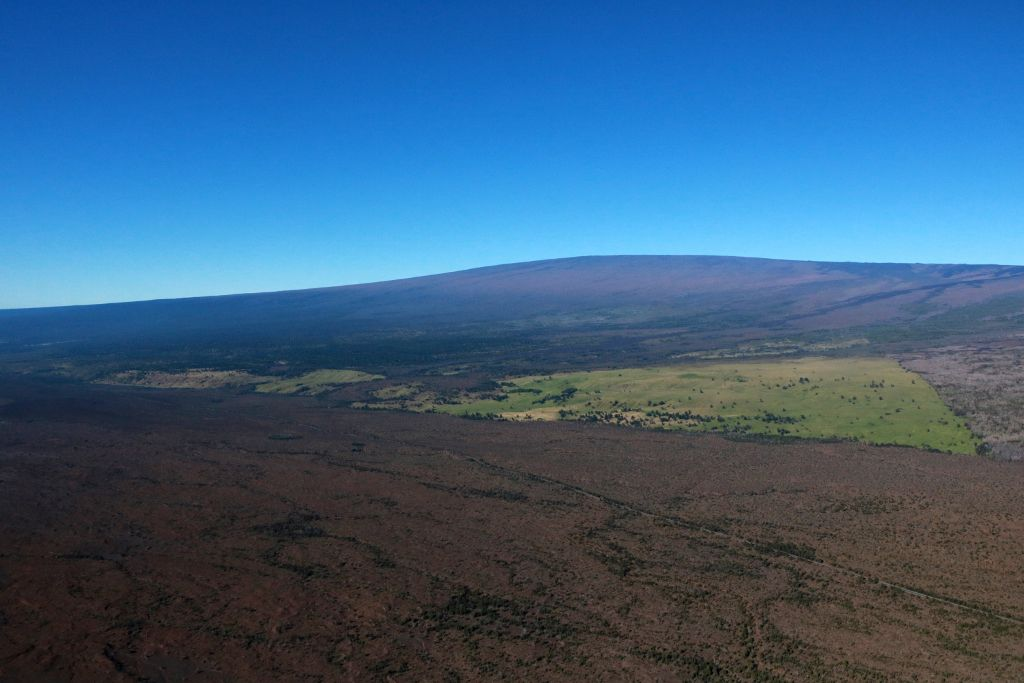 Mauna Loa - photo archives USGS 01.2020