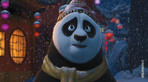 """Inédit : """"Kung Fu Panda Bonnes fêtes"""" aujourd'hui à 18h35 sur TF1"""