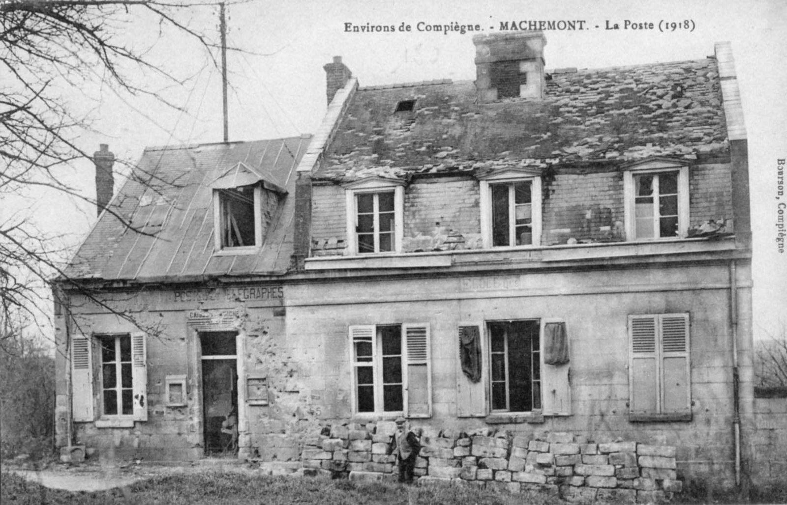 Album - le village de Machemont (Oise)