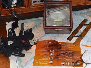 EquiNat soutien Lionel Regnier pour la Golden Globe Race