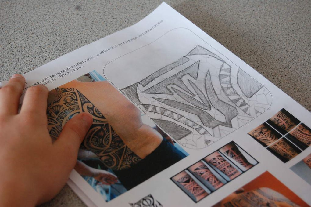 SMFR19 Creation Tattoo