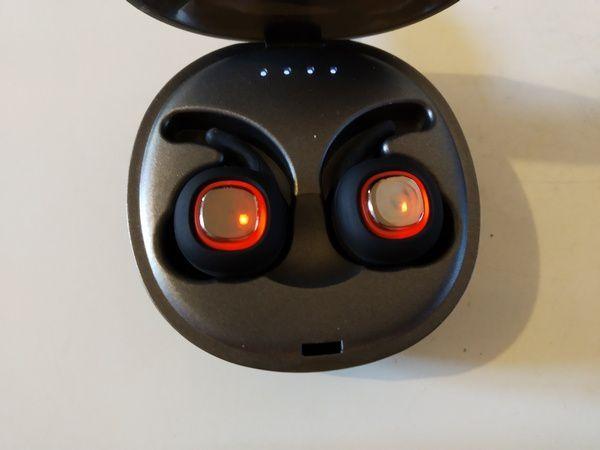 avis sur les écouteurs intra-auriculaires Bluetooth vraiment sans fil dodocool TWS DA189B @ Tests et Bons Plans