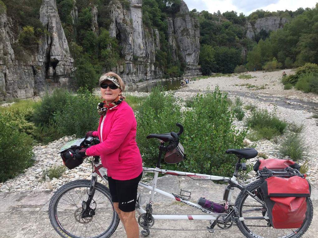 L'Ardèche en tandem