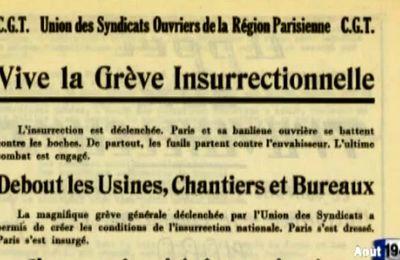 COMMEMORATION 10 AOUT 1944 EN GARE D'ALES