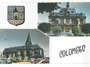 G - Vieilles cartes postales de colombes 92700