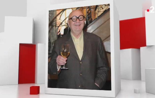 """Claude Sérillon ému sur le plateau de """"Vivement dimanche prochain"""" rend un hommage à Jean-Pierre Coffe"""