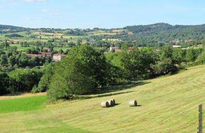 Souvenirs de vacances d'été en Haute-Loire