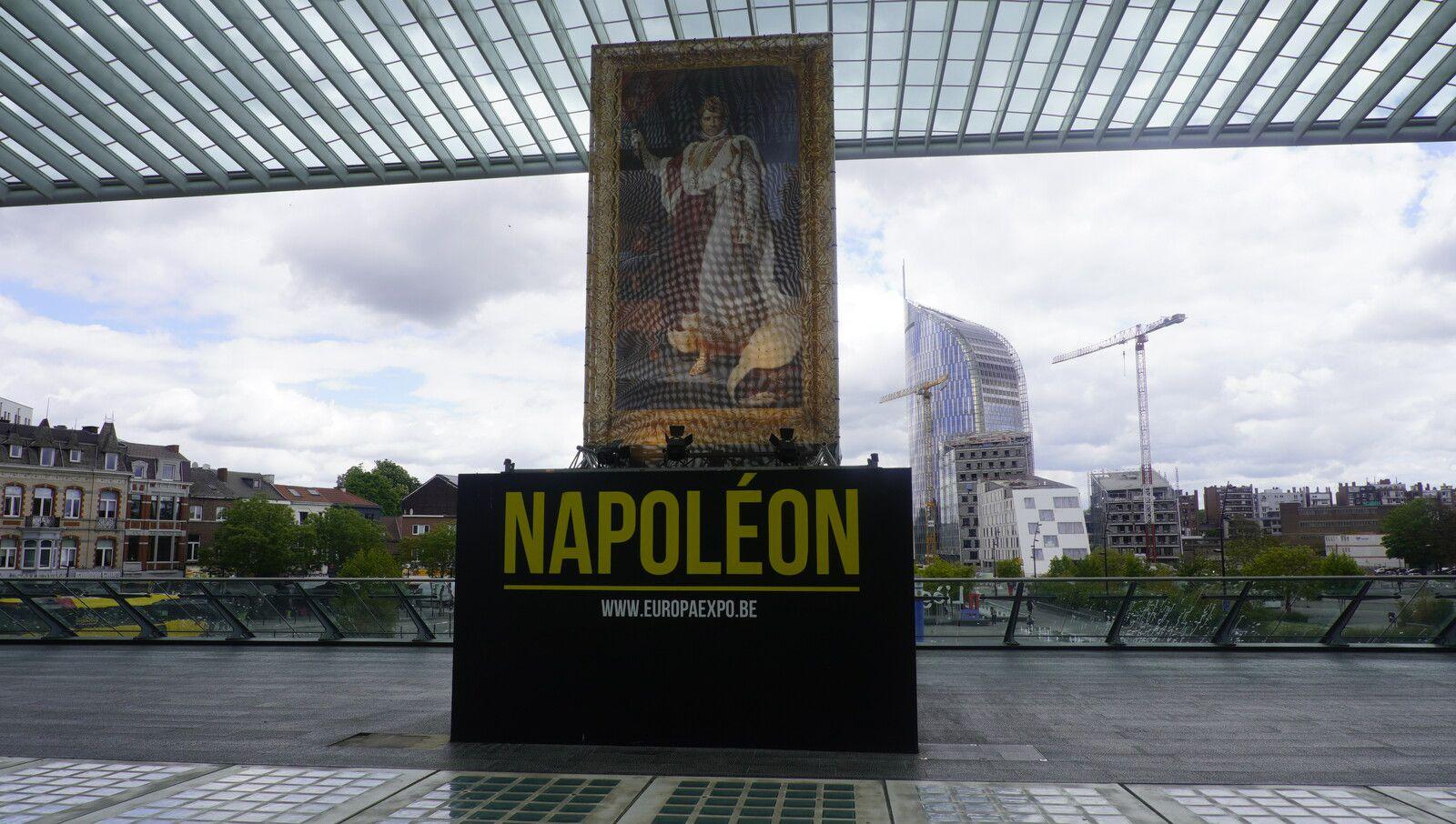Liège mène au-delà du mythe de Napoleon