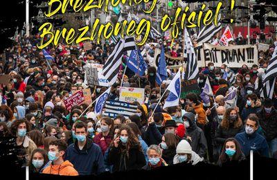 Appel à manifester à Guingamp samedi 29 mai pour défendre la culture et la langue bretonne