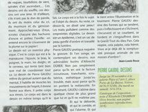 Article Pierre GAUDU