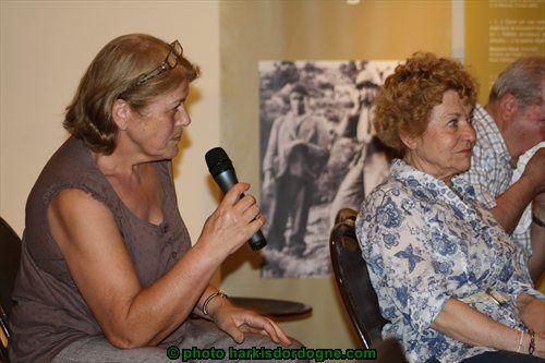 Exposition - Conférence Harkis- du 16 Avril au 18 Mai 2012 avec Fatima Besnaci-Lancou.