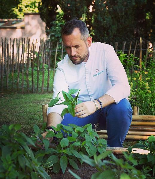 Chef David Gallienne