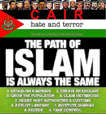 CAIR Loses a Round in San Diego to MEF-Funded Lawsuit