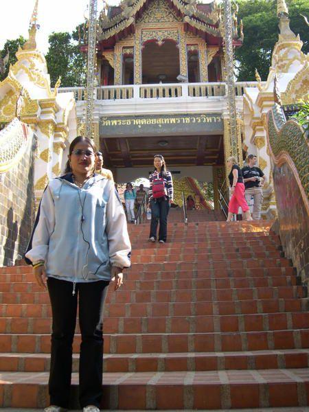 Album - vacances à chiang-mai janvier 2008