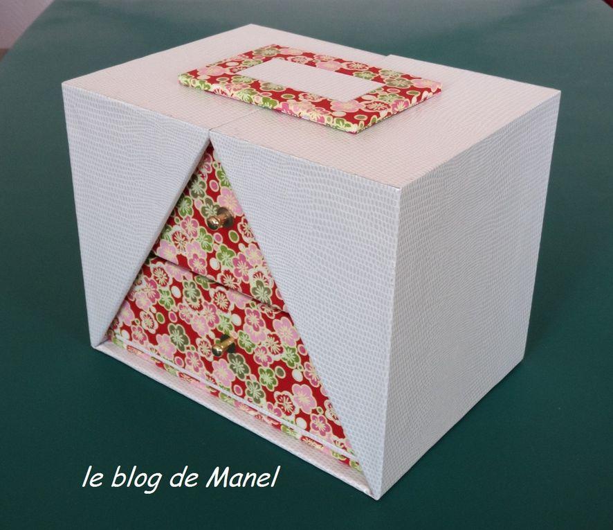 MARIE THE S. / ELEVE DE MANEL / BOITE K'DO
