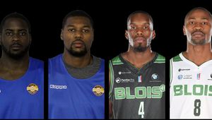 Leaders Cup Pro B : Michael Fakuabe et Junior Mbida viennent à bout du duo Charles Abouo - Omari Gudul