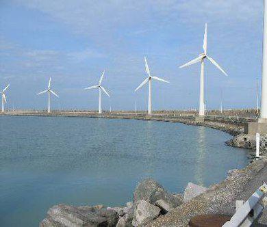 L'instant néerlandais du jour (2021_05_13): de windturbine