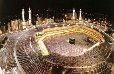 Les grands repères de la Miséricorde divine Se dégagent du Pèlerinage à la Maison Sacrée d'Allâh