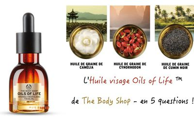 The body shop application
