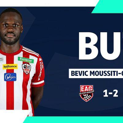Ligue 2 BKT (J11) : Bevic Moussiti-Oko lance sa saison