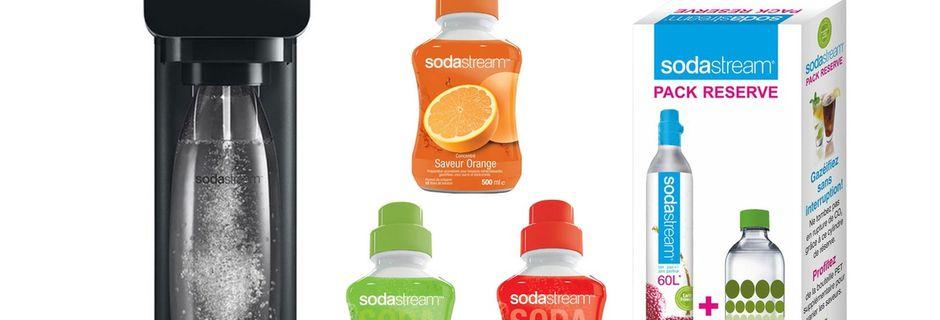 Mon partenaire Sodastream