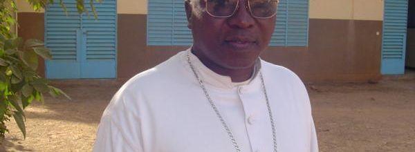 Le Nouvel archévêque de Ouagadougou