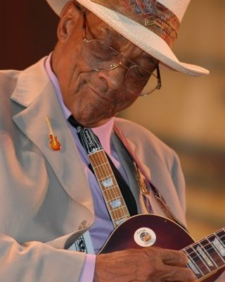 Hommage à Mr Hubert Sumlin