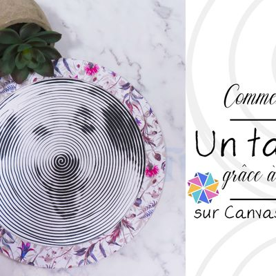Comment faire : La Spiral Betty avec Canvas Workspace...