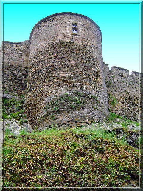 Diaporama château de Brousse-le-Château