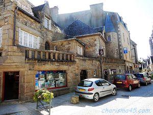 Roscoff, Bretagne en camping-car