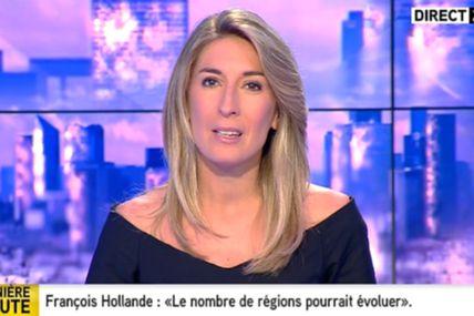 2014 01 14 - CAROLINE DELAGE - ITELE - 100% INFO