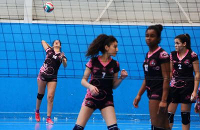 As volley mercredi 6 janvier 2021
