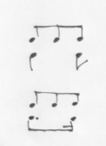 """Choral de J.S.BACH           BWV 147       """"Que ma joie demeure""""        Transcription pour un clavier"""