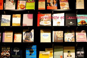 Festival du Livre Culinaire 2013 # Paris Cookbook Fair