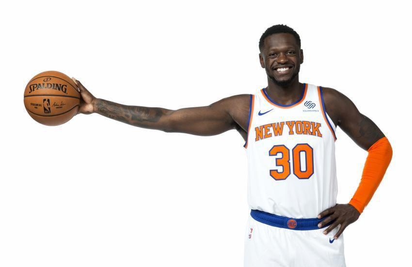 Images : Pas moins de 49 joueurs originaires d'Afrique en présaison NBA 2019