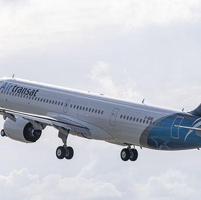 Air Transat renforce son offre vers les États-Unis